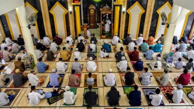 Terkait Larangan Shalat Id di Masjid, Warga Abaikan SE Bupati Sidrap