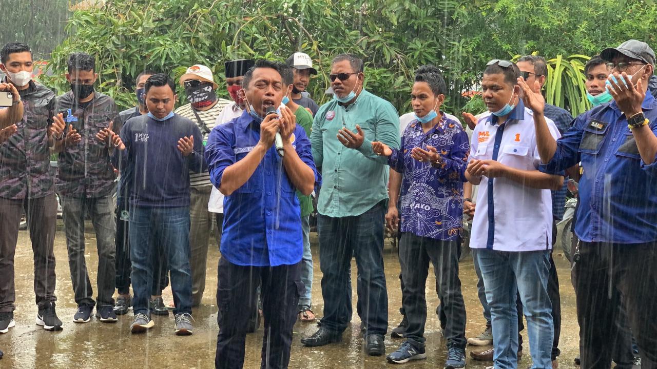 """Insya Allah, """"Adama"""" Mendapat Amanah Warga Untuk Menakhodai Kota Makassar"""